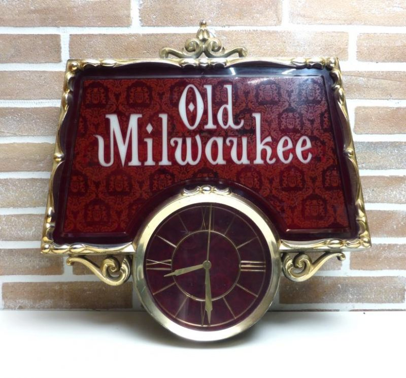 BEER OLD MILWAIKEE