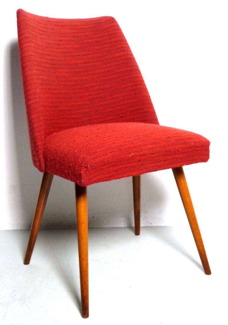 waimea shop online poltrona design anni 70 red
