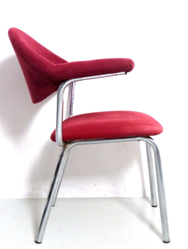 Waimea shop online sedia design anni 70 red for Sedia design anni 70