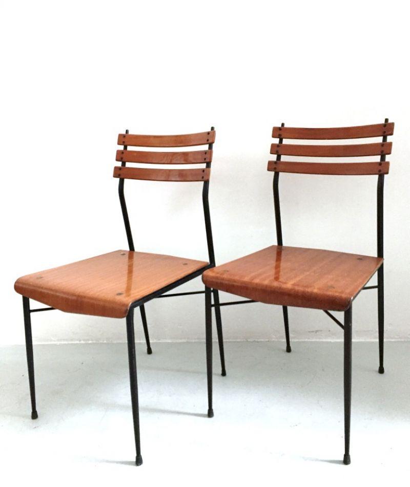 Waimea shop online coppia sedie design anni 60 for Sedie design vintage