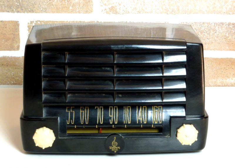 RADIO EMERSON Mod.547A-B/White