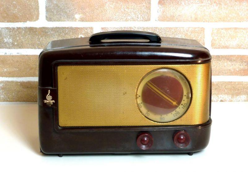 RADIO EMERSON Mod.543 Brown