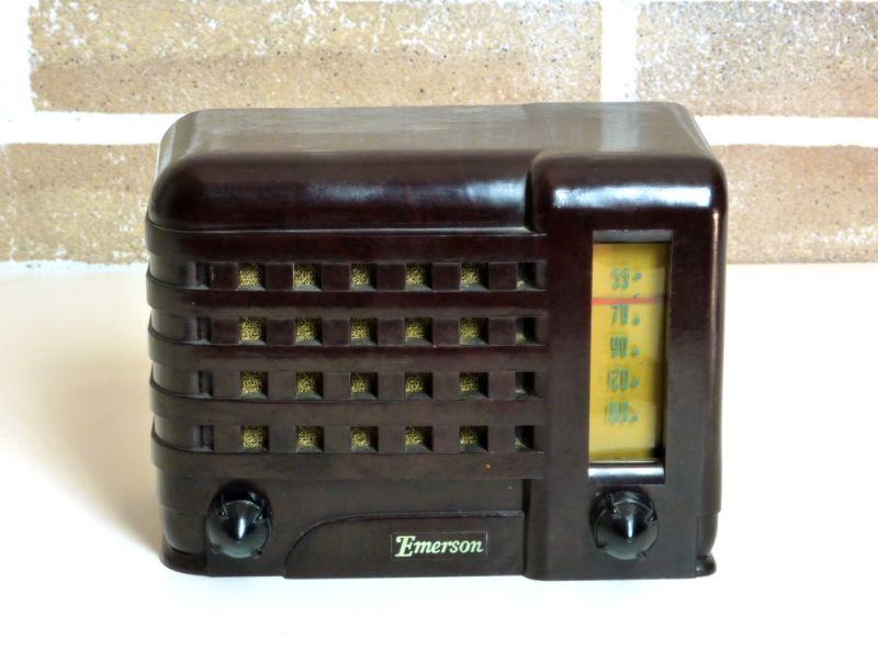 RADIO EMERSON Mod.540 Brown