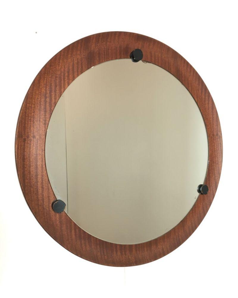 Specchio Circolare Anni 60 Design Campo & Graffi - Made in italy -
